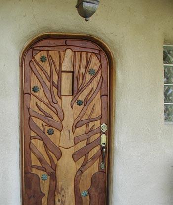 Front door close
