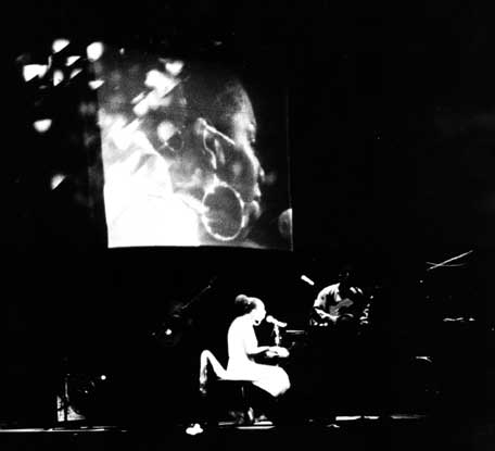 Nina Simone at Fillmore East